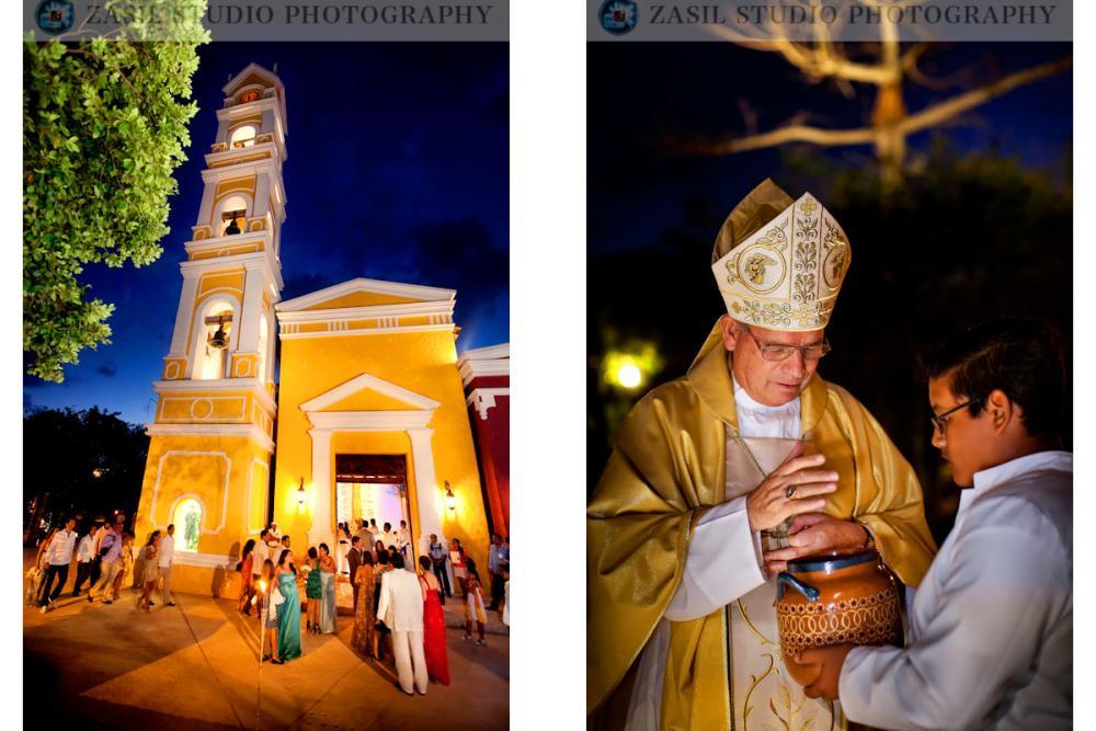 Catholic brides in riviera maya 2013