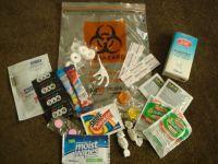 wedding survival kit contents