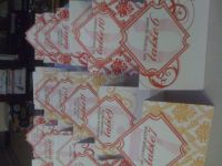 My placecards