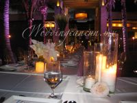 decorating with pillar candles