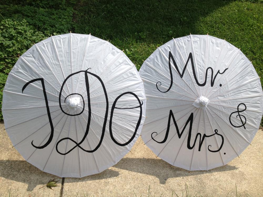 Paper Parasols for Sale!