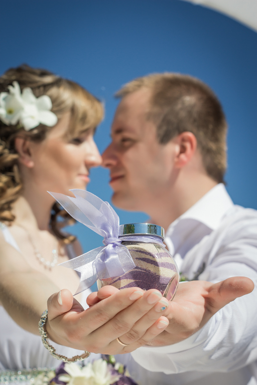 Liuba & Andrey, Beach Wedding at Trump Beach, Cap Cana Dominican Republic