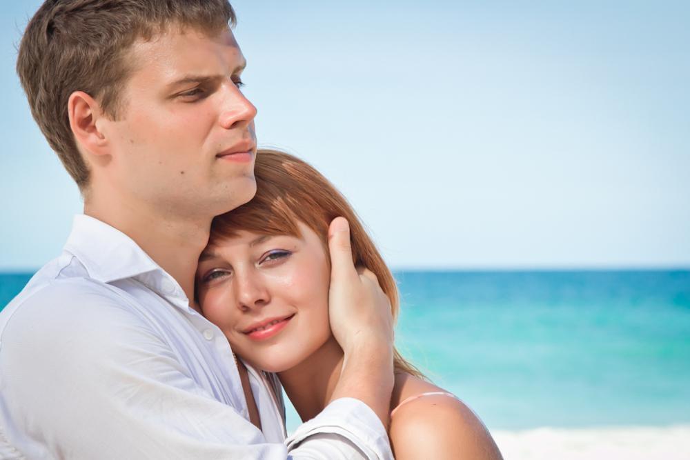 Sergey & Anya at Macao Beach,  Dominican republic