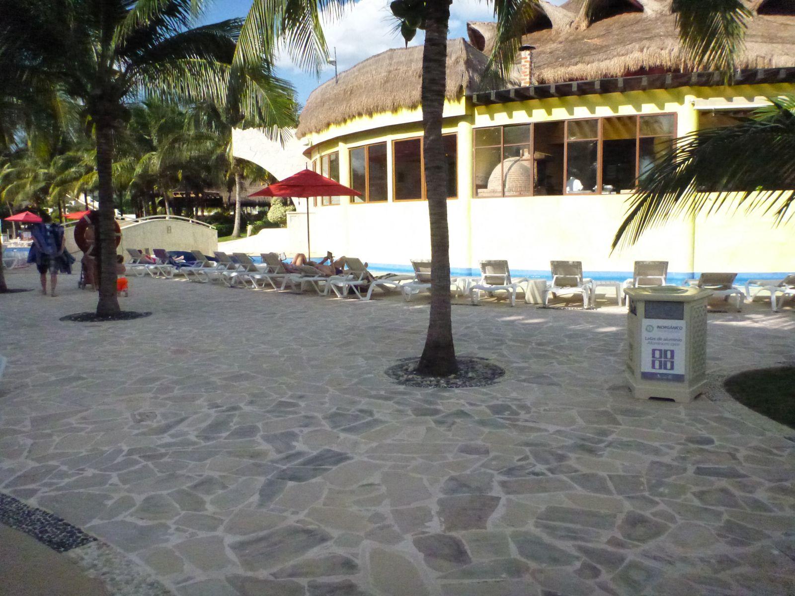 Zocolo terrace