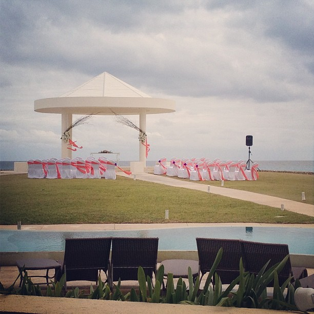 Dreams Cancun - Questions for those married here!
