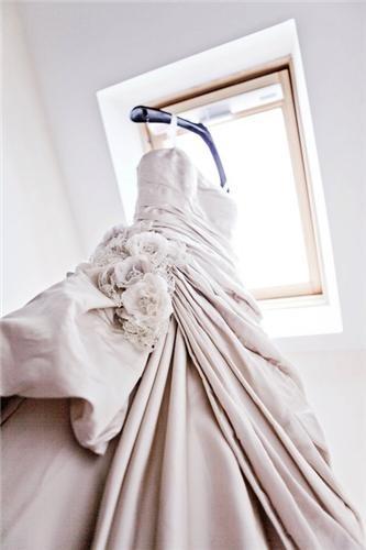 Show us your wedding dress!
