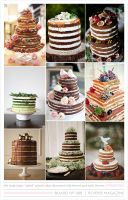 Post pics of your Wedding Cake!