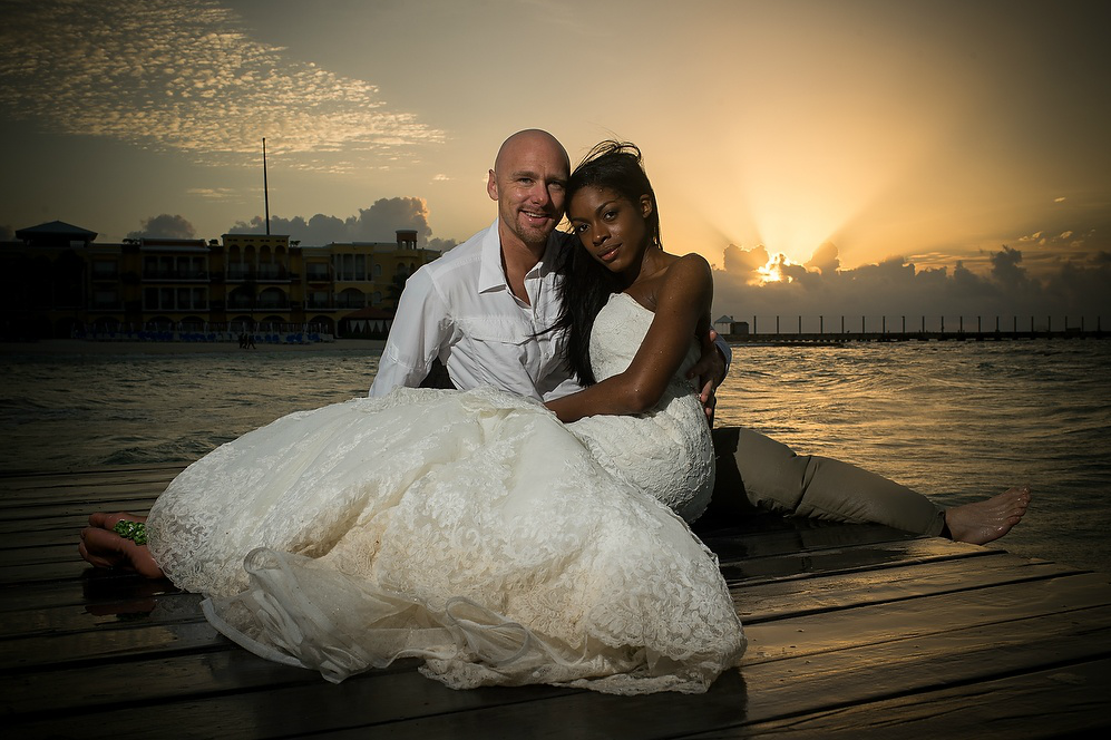 Trash the Dress....yes or no???