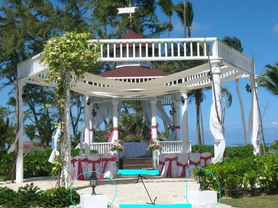 Married or going to be married at Grand Palladium Punta Cana?