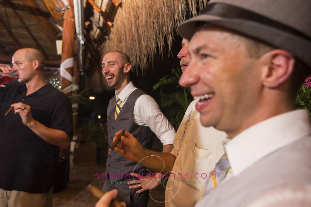 Gay Wedding Photography in Mayan Riviera Principal photographer: Sarani Sarani Weddings