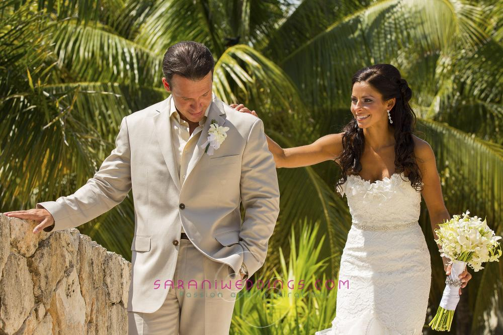 !st look idea, Fine Art Photography, Destination Weddings Cancun and Mayan Riviera