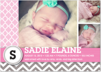 Birth Announcements - Share yours!