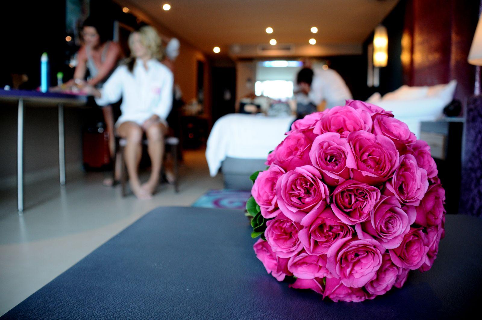Wedding at Hard Rock Cancun