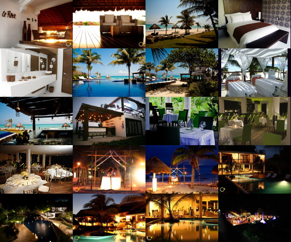 Colors of Le Reve Hotel & Spa