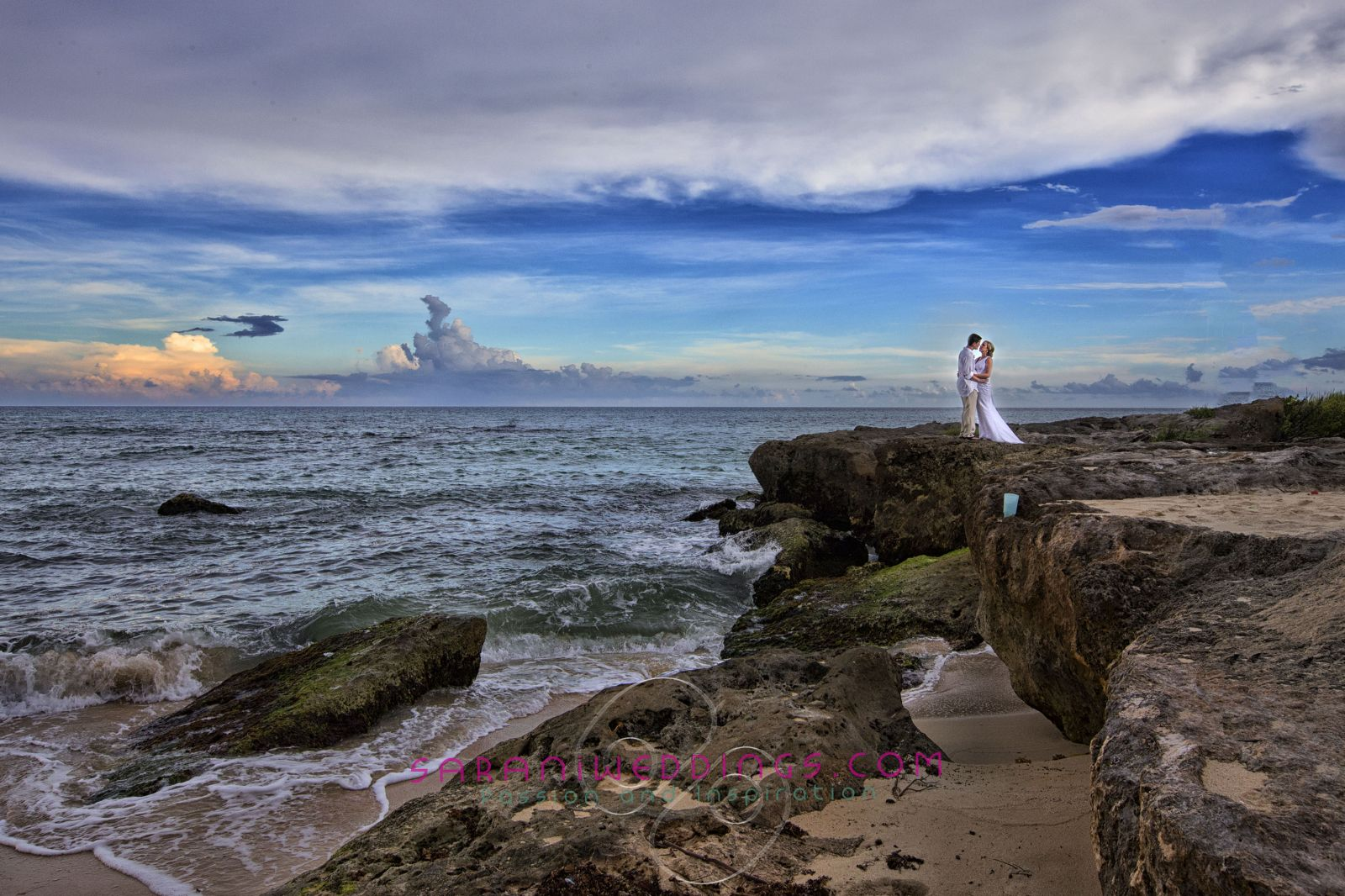 El Dorado Royale - Beach Destination Wedding