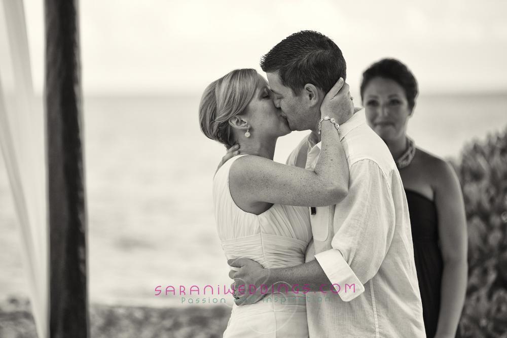 El Dorado Royale - Beach Destination Wedding in Mayan Riviera Photography by Sarani E.