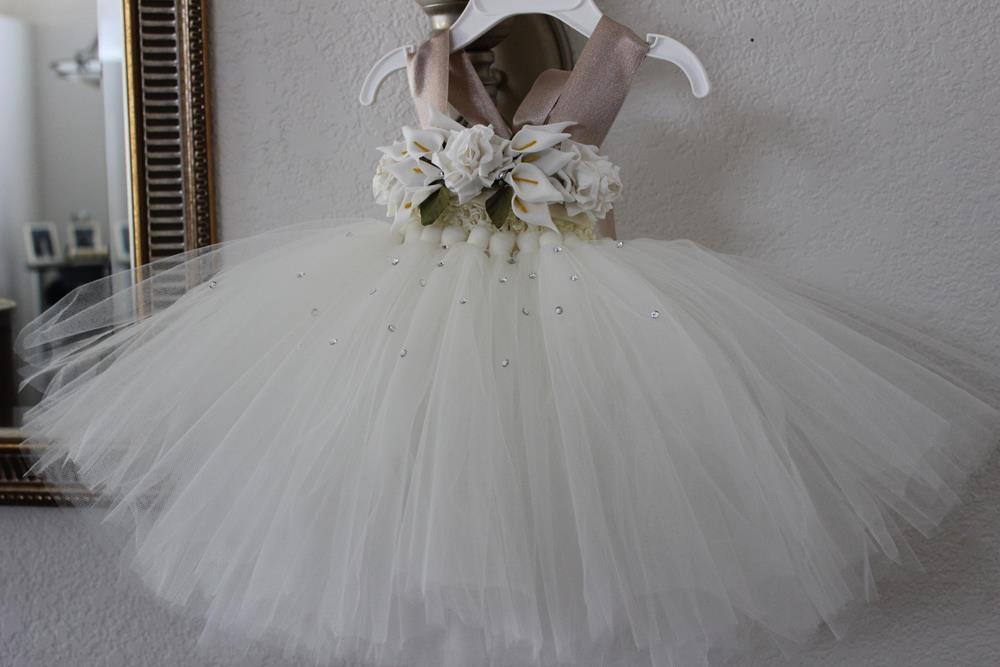 Show us your flower girl dresses