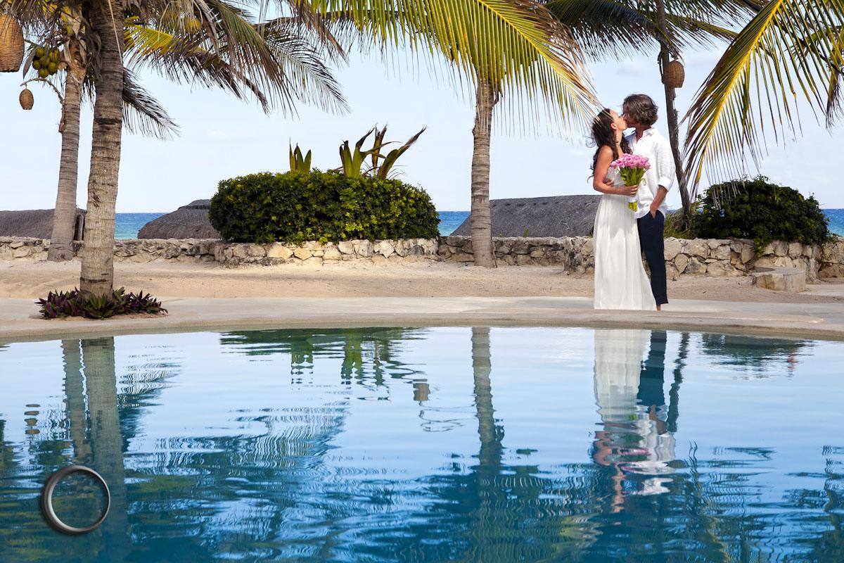 Paradisus Cancun brides?