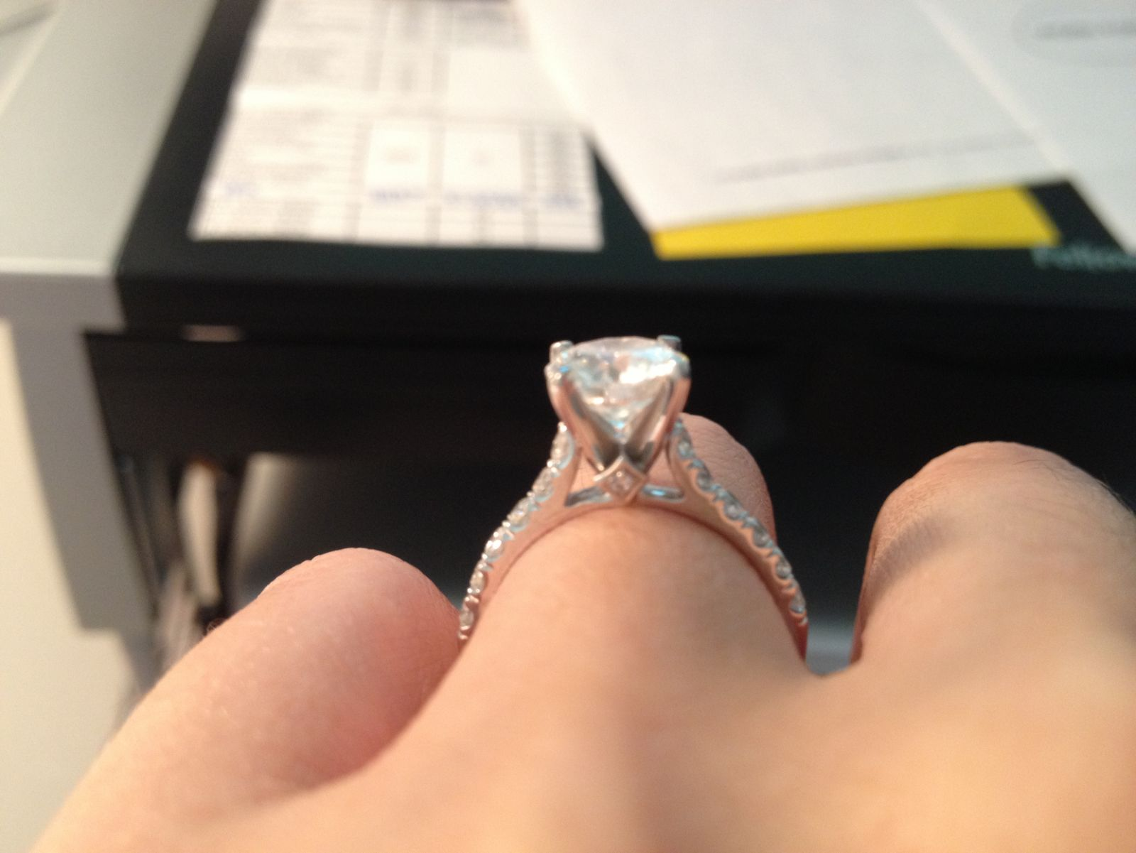 show us your rings!