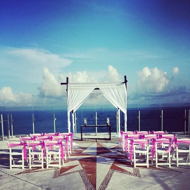 Beach Palace Cancun Brides