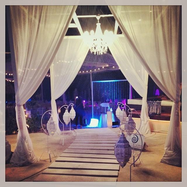 Large wedding venue in Playa Del Carmen