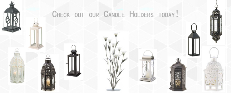Candle Holders Table Centerpieces
