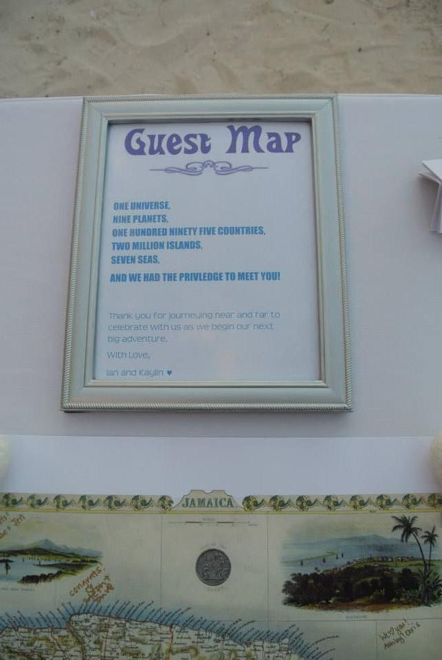 """directions for """"guest map"""""""