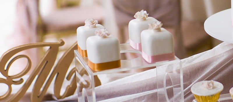 Pure Glamour   Minicakes