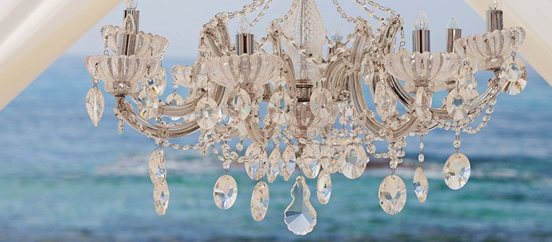 Pure Glamour   Chandelier