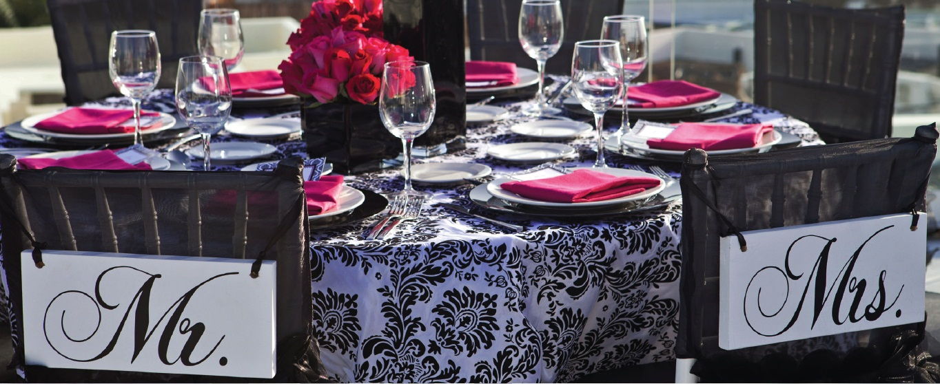 Sophisticated Soiree   Reception