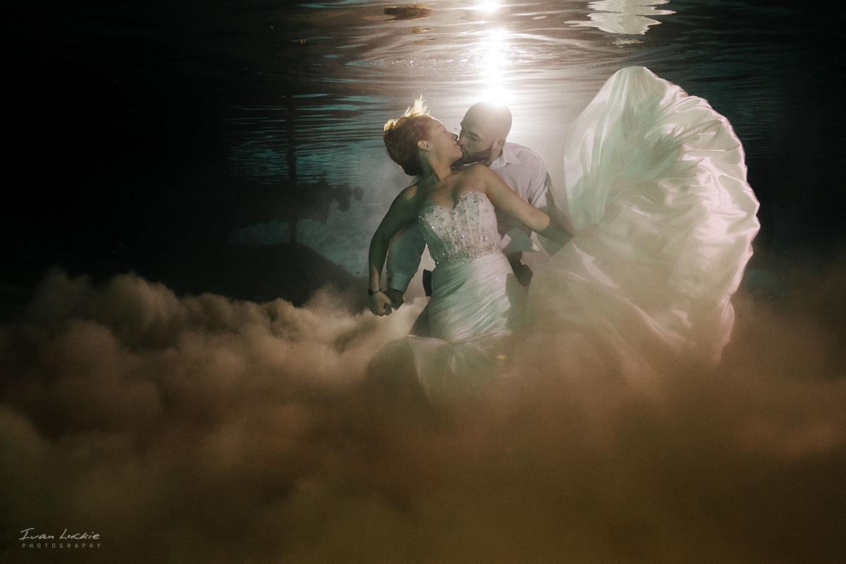 Doreen Christian   Barcelo Riviera Maya wedding reception photography   Ivan Luckie Photography 3