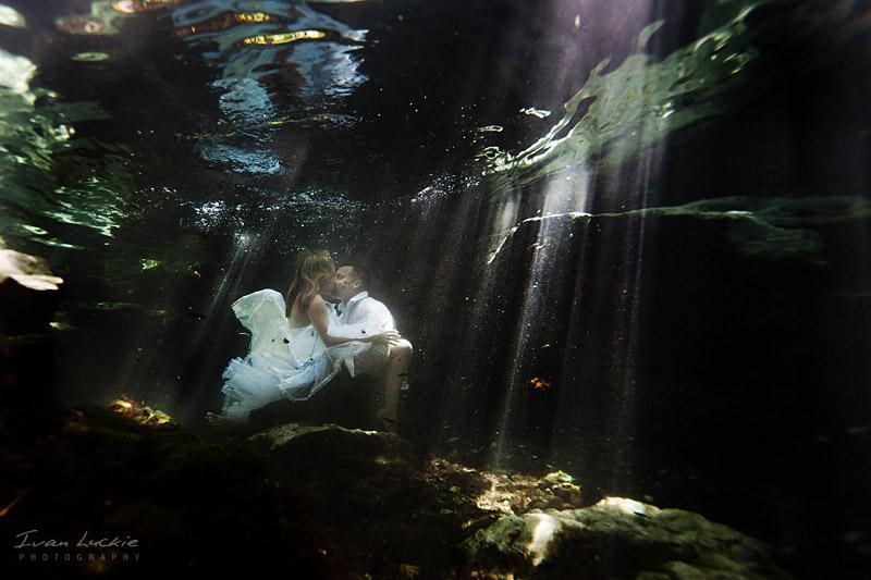 dark Wet love   LuckiePhotography