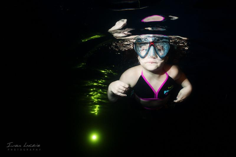 baby swiming   Luckiephotography