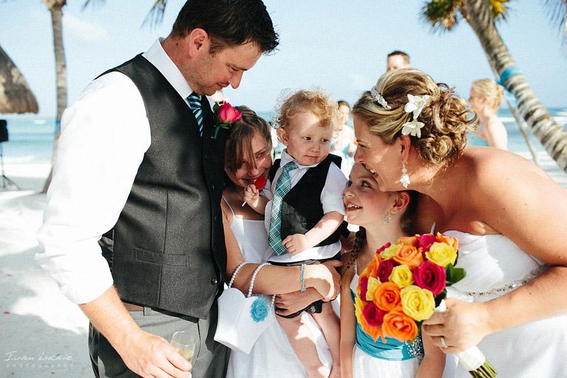 Brandie Bryan   Barcelo Colonial wedding Photographer  Ivan Luckie Photography 2