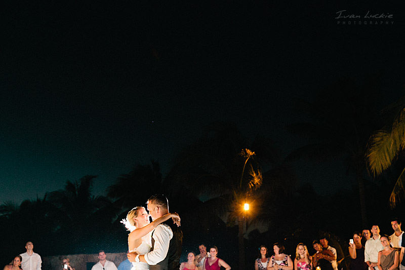 wedding first dance   LuckiePhotography