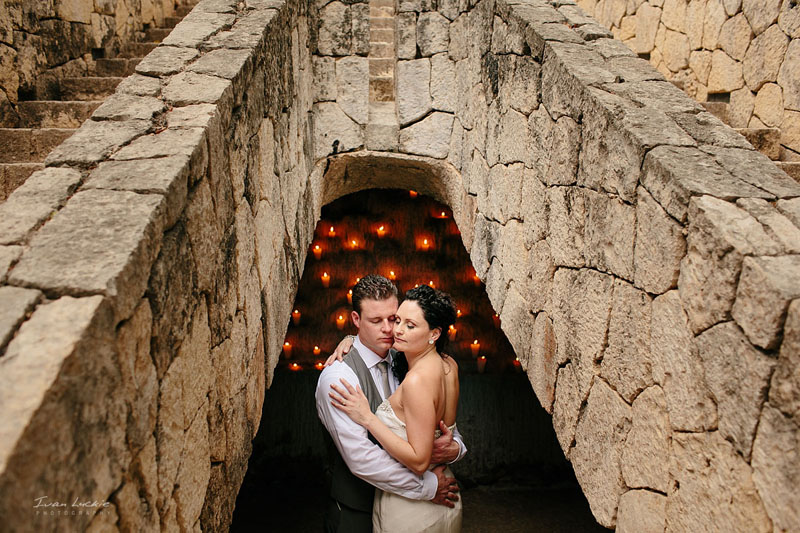 Lorrain and Brad - Xcaret wedding photographer - Ivan Luckie Photography-2.jpg