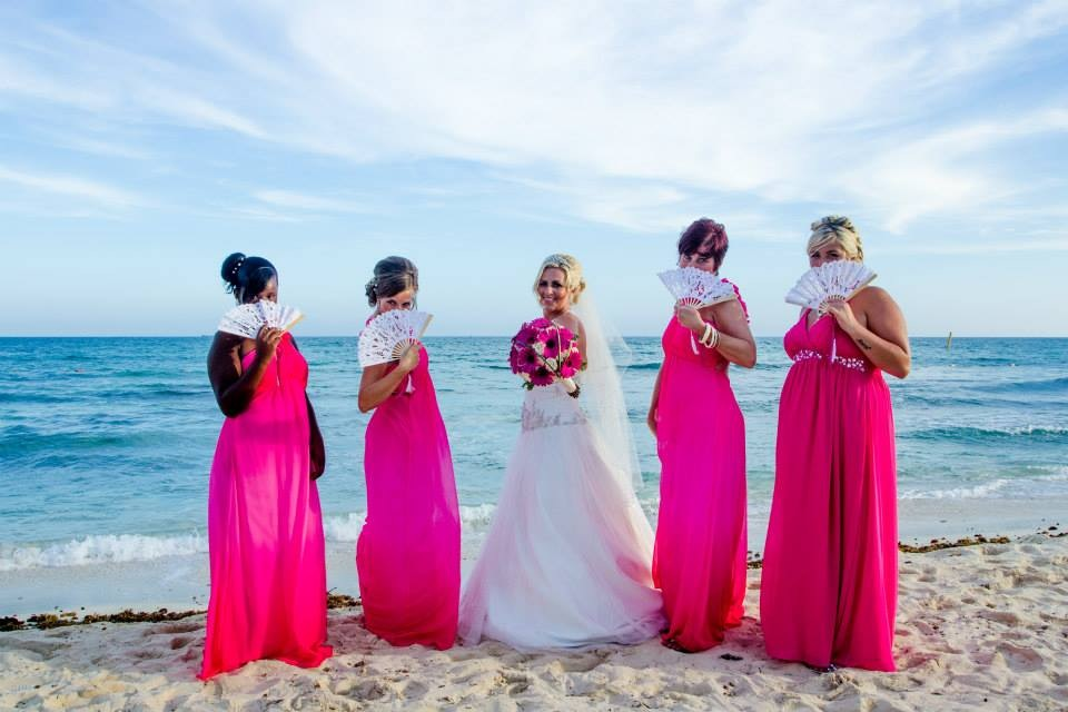 Me And bridesmaids
