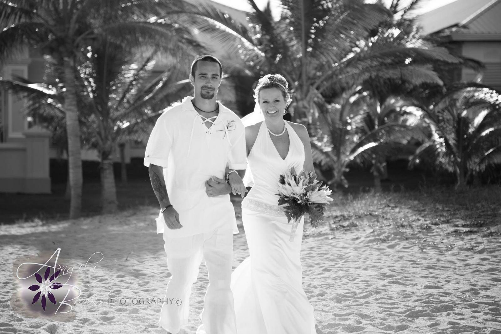 Wedding pics from Angela Brooks Photography