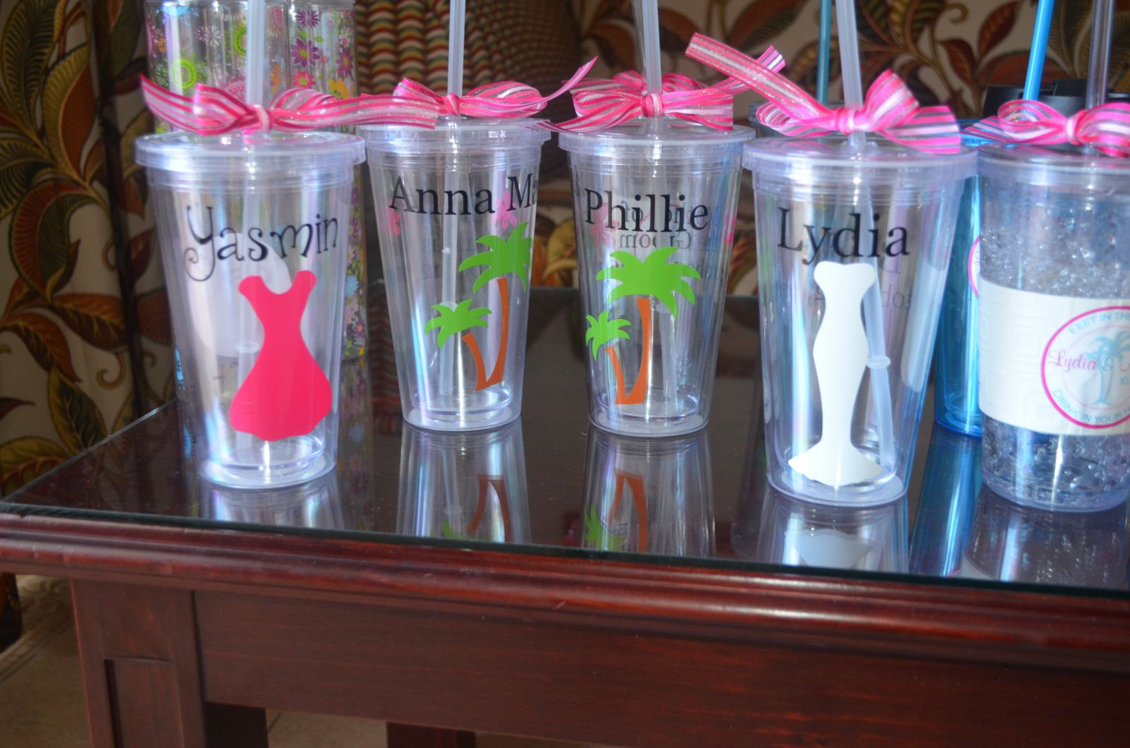 special tumblers   front