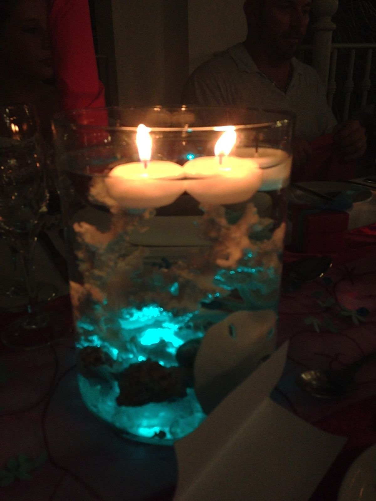 Centerpieces   made By Me