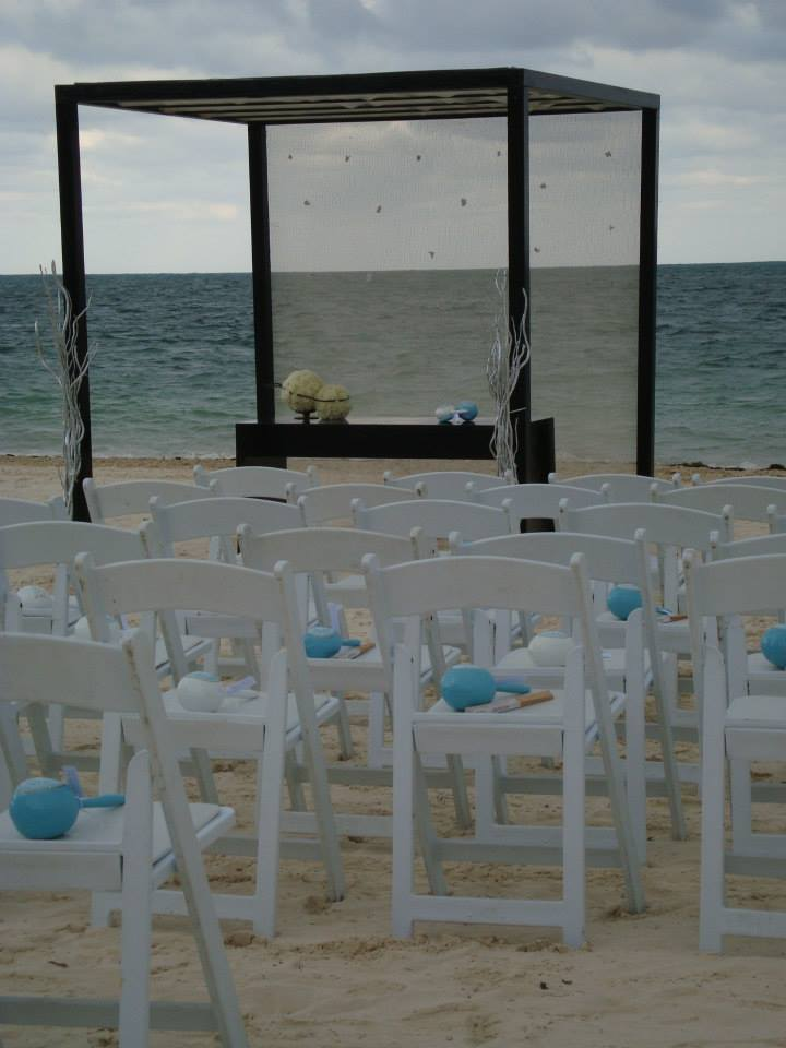 Complimentary Ceremony Set Up