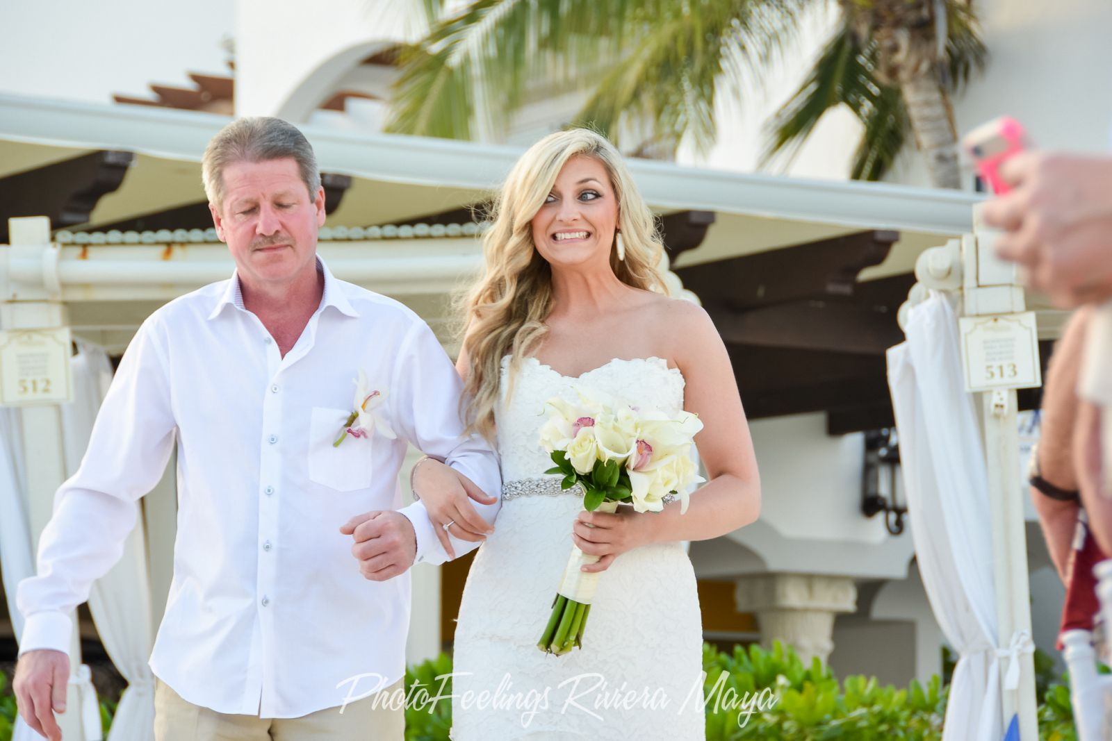 Tara & Cole´s Wedding, Playa del Carmen