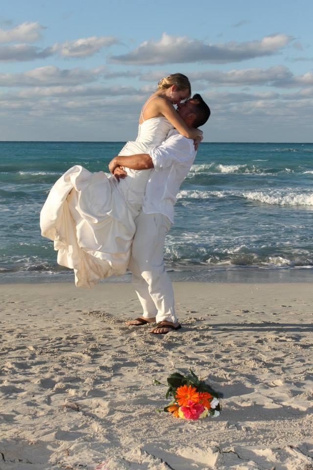 Blau Varadero Cuba Wedding January 23/14