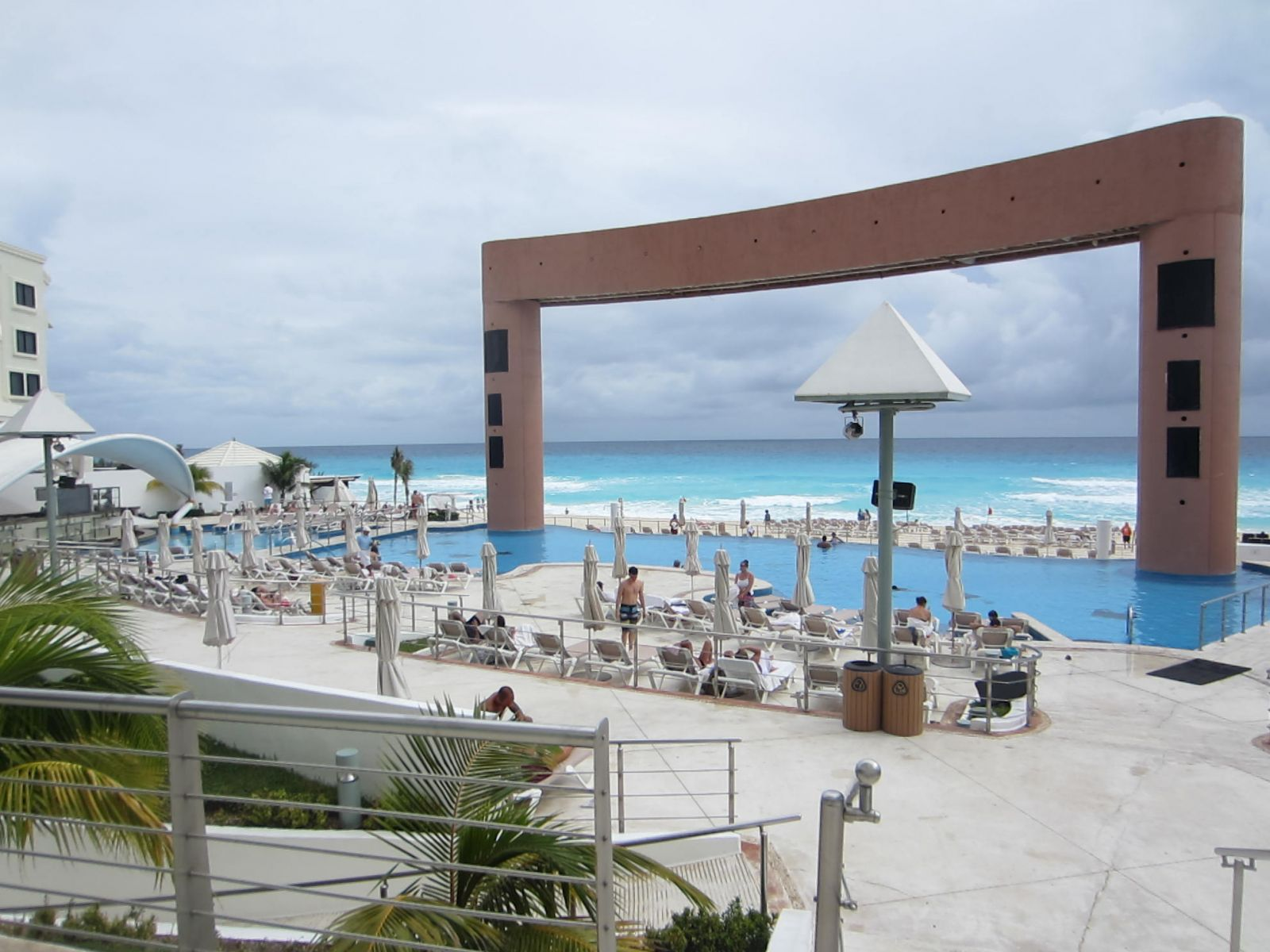 Beach Palace Site VIsit- Dec 2013