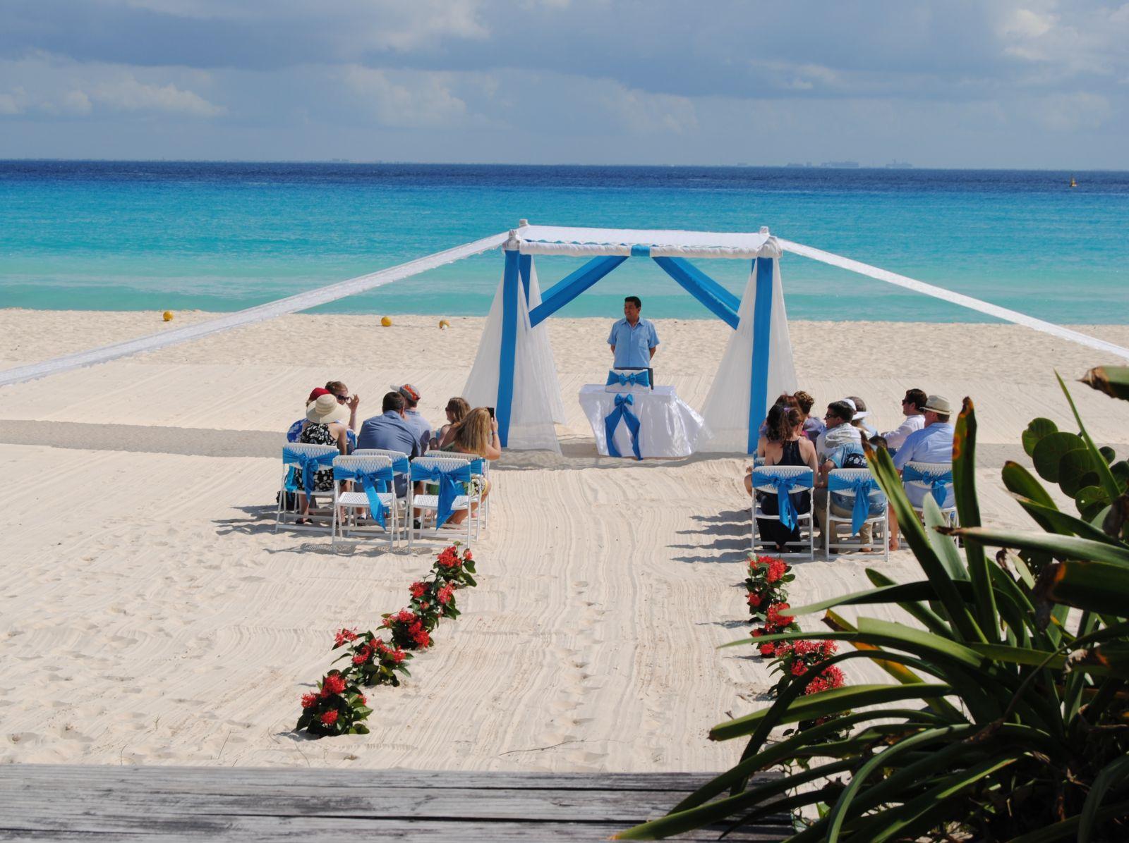 Our Wedding - Sandos Playacar