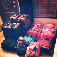 Packed!