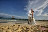 Azul Beach Wedding Photography