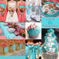 My wedding colors inspiration