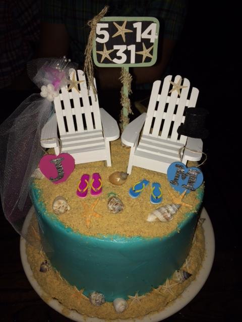 Cake made by my mom :)