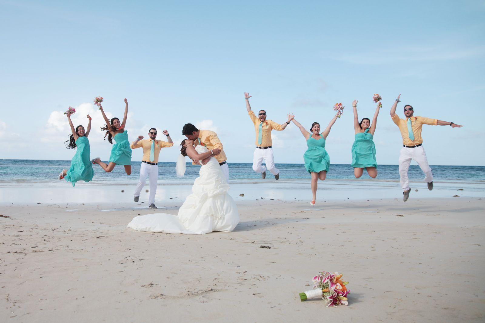 Dreams Punta Cana Wedding